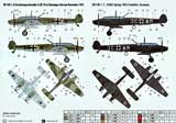 thumbnail for HobbyBoss 80292 Messerschmitt Bf110 Fighter (Мессершмитт Bf.110 немецкий истребитель 2МВ)