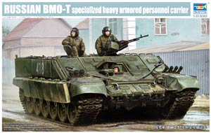 Trumpeter 09549 1:35, Russian BMO-T Firebug specialized heavy armored personnel carrier (БМО-Т «Объект 564» российская тяжёлая боевая машина огнемётчиков)