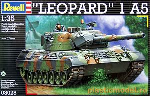 "Revell 03028 1:35, ""Leopard"" 1 A5"