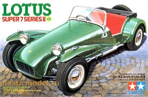 Tamiya 24046 1:24, Lotus Super 7 series II