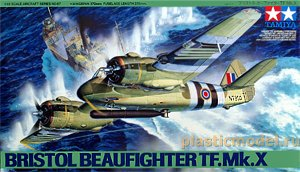 Tamiya 61067 1:48, Bristol Beaufighter TF.Mk.X (Бристоль Бофайтер TF Mk X торпедоносец Британских ВВС 2МВ)