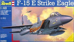 Revell 04550 1:48, F-15 E Strike Eagle