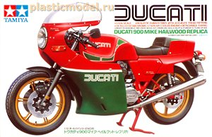 Tamiya 14019 1:12, Ducati 900 Mike Hailwood replica