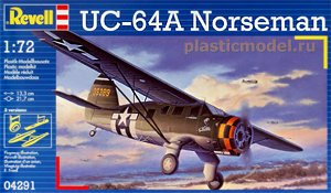 Revell 04291 1:72, UC-64A Norseman