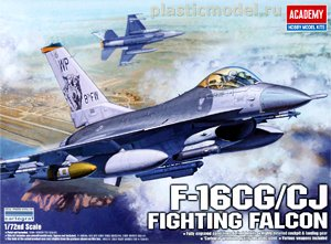 Academy 12415 1:72, F-16CG/CJ Fighting Falcon