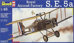 Revell 04570 1:48, Royal Aircraft Factory S.E. 5a